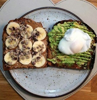 toast-on-a-heart-on-a-plate